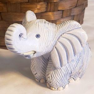 Vintage Rinconada Elephant Figurine
